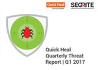 Quick Heal Quarterly Threat Report Q1 2017