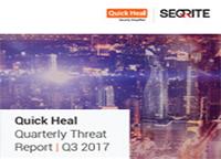 Quick Heal Quarterly Threat Report Q3 2017