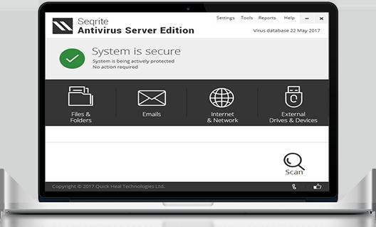 Antivirus for Server